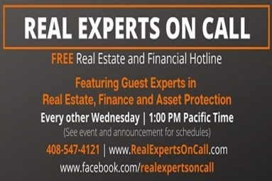 Real Experts On Call Webinar Confirmation