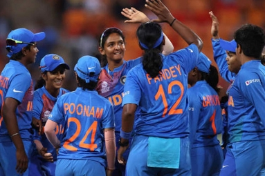 Indian women's cricket team reaches their Maiden Final in T20 World Cup